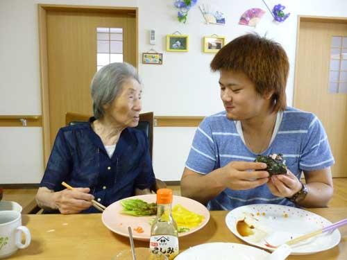 手巻き寿司3☆