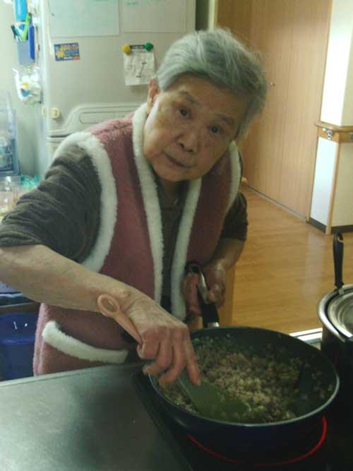 食事作り2☆
